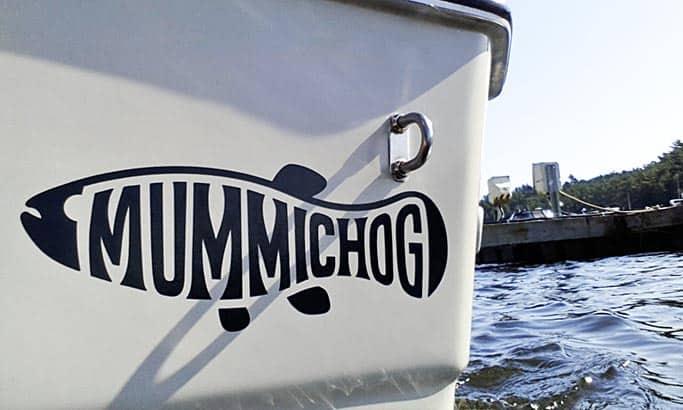Boat Lettering - Custom Vinyl Lettering