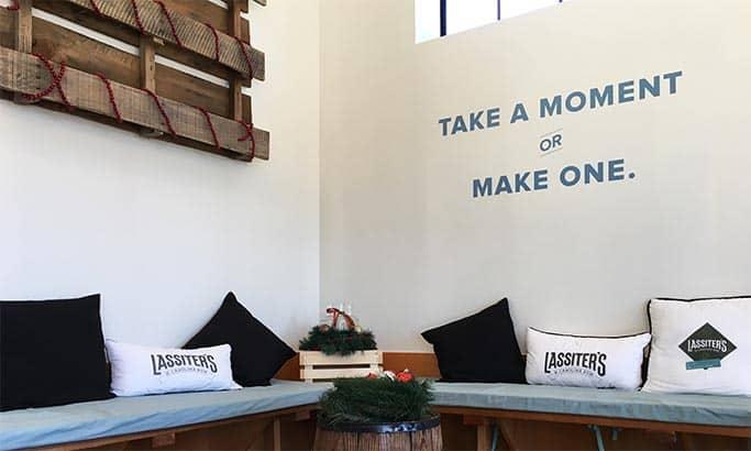 wall lettering - custom vinyl lettering - doityourselflettering