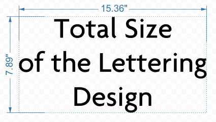 Vinyl Lettering Online Designer - DoItYourselfLettering com