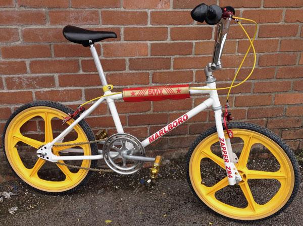 Vinyl Lettering Custom Vinyl Bike Lettering