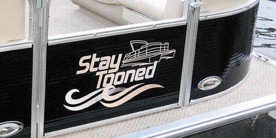 Boat Lettering Custom Vinyl Lettering Do It Yourself